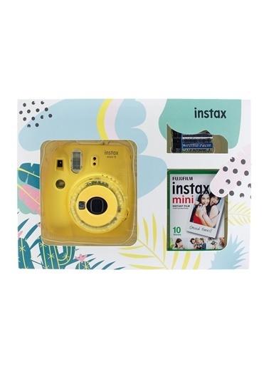 Fujifilm instax mini 9 Sari mini Kit Renkli